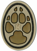 Maxpedition Dog Track 1 Patch DOG1