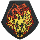 Maxpedition Fire Dragon Patch DRAGC 846909016137