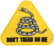 Maxpedition Dont Tread On Me Patch DTOM-MA