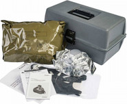 North American Rescue AMBU RDIC Military Mark III Resuscitator 10-0047