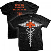 North American Rescue Call Me Doc T-Shirt CMD