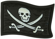 Maxpedition Jolly Roger Patch JYRG