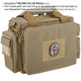 Maxpedition Killer Whale Patch KLRWH 846909011453