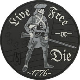 Maxpedition Live Free or Die Patch LFOD