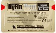 North American Rescue HyFin Vent Chest Seal 10-0029