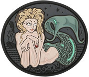 Maxpedition Mermaid Patch MRMD