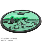 Maxpedition Night Vision Patch NGHTZ 846909016496