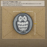 Maxpedition Owl Patch OWL3