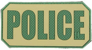 Maxpedition Police Patch POLD
