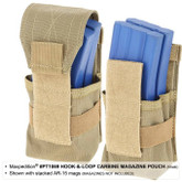 Maxpedition Hook and Loop Carbine Magazine Pouch PT1069