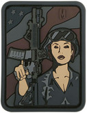 Maxpedition Soldier Girl Patch SDGL