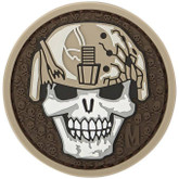 Maxpedition Soldier Skull Patch SLDK