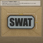 Maxpedition SWAT Identification Patch SWAT-MA