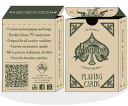 Maxpedition Tactical Field Deck All Weather Playing Cards - Promo MAXP-TACFIELDDECK 846909009887