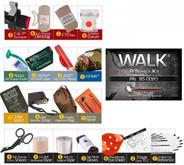North American Rescue Walk Resupply Kit 85-0020