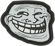 Maxpedition Troll Face Patch TRLFMaxpedition Troll Face Patch TRLF