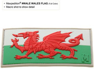 Maxpedition Wales Flag Patch WALE