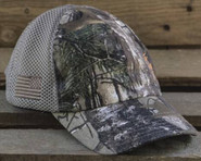 Nine Line American Made Mesh Back Hat With Drop Line AMMBHAT