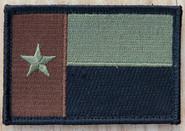 Nine Line Dark Texas Patch DARKTEXASPATCH