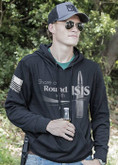 Nine Line Share A Round With ISIS Light Weight Tailgater Hoodie ISIS-LWTGS
