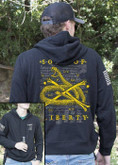 Nine Line Sons of Liberty Light Weight Tailgater Hoodie SOL-LWTGS