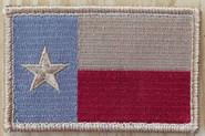Nine Line Texas Flag Patch CLOTH-TEXAS 190741429779