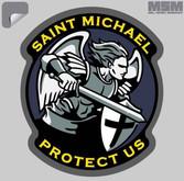 Mil-Spec Monkey Saint Modern Decal SAINTMODERN