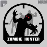 Mil-Spec Monkey Zombie Hunter Decal DECAL-ZOMBIEHUNTER