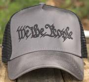 Nine Line We The People Snapback Hat EMB23-TRUCKERHAT
