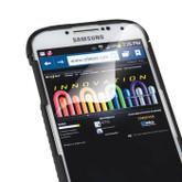 Nite Ize Galaxy S4 Connect Case Solid Black CNT-GS4-01SC