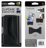 Nite Ize Clip Case Executive XL Black Universal Rugged Holster