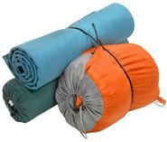 Nite Ize Gear Tie Reusable Rubber Twist Tie 64 in. - black camping gear