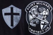 Mil-Spec Monkey Saint Modern T-Shirt T-SAINTM