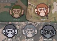 Mil-Spec Monkey Logo Moral Patch MILSPECMONKEY