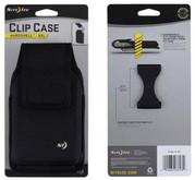 Nite Ize Clip Case Hardshell XXL Vertical Universal Rugged Holster packaging