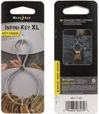 Nite Ize Infini-Key Key Chain - Stainless KICL-11-R3 094664035706