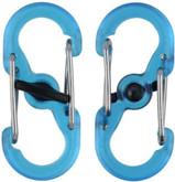 Nite Ize KeyRack Locker S-Biner blue