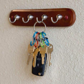 Nite Ize KeyRing Locker Plastic S-Biner lifestyle
