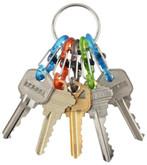 Nite Ize KeyRing Locker Plastic S-Biner feature