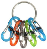 Nite Ize KeyRing Locker Plastic S-Biner