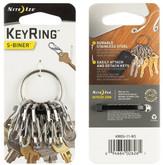 Nite Ize KeyRing Steel S-Biner packaging