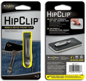 Nite Ize HipClip Mobile Device Pocket Clip packaging