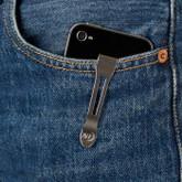 Nite Ize HipClip Mobile Device Pocket Clip in pocket