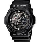 Casio GA300-1A Skeleton Ana-Digi Watch GA300-1A 079767976002