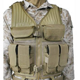 Blackhawk Omega Elite Tactical Vest #1 - CLOSEOUT CO-BPG-30VT03