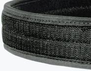 Heros Pride 1-1/2 Deluxe Inner Duty Belt With Hook Lining DELUXE-INNER-BELT - Closeup - LA Police Gear