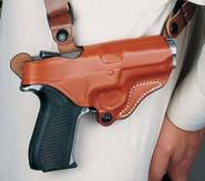 DeSantis Gunhide New York Undercover Leather Holster 11H