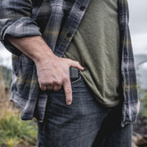 Galco Pocket Protector Holster lifestyle