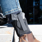 Galco Cop Ankle Band Holster feature