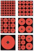 Birchwood Casey Self-Adhesive Target Spots Targets - SPOTS SPOTS